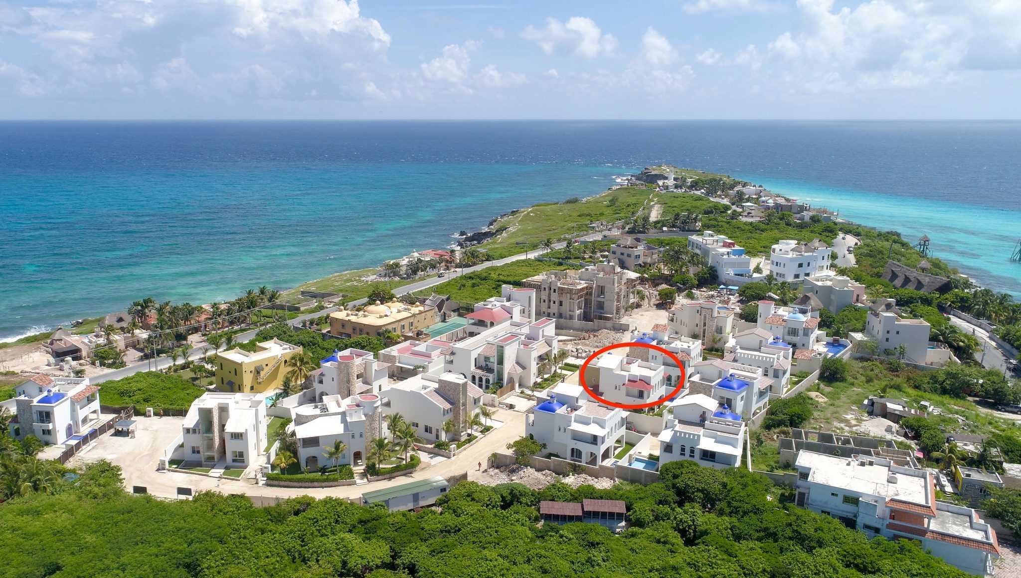 Casa Isla Bella Location